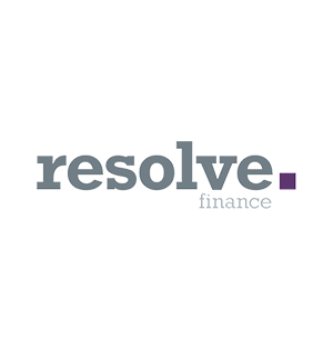 Resolve Finance Logo